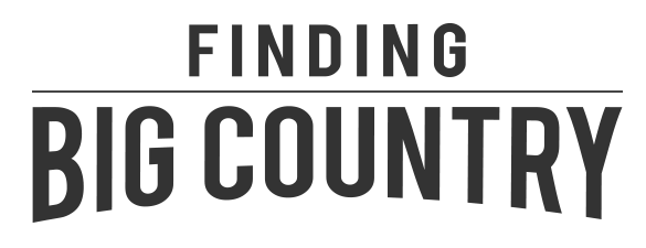 Finding Big Country Logo